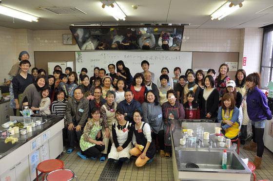 2012-3-25 みなさんご参加ありがとうございました。