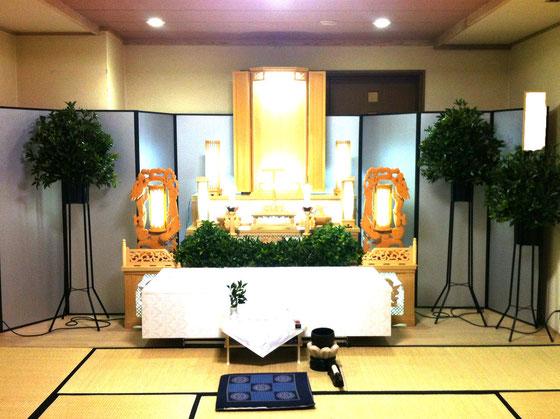 日蓮正宗祭壇