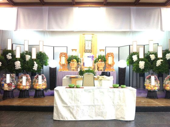 日蓮正宗 祭壇