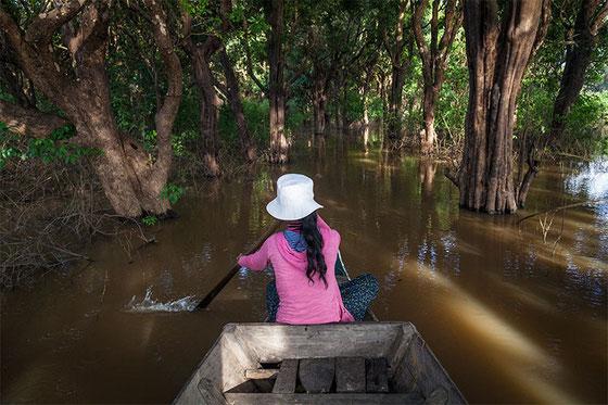 Bosque flotante
