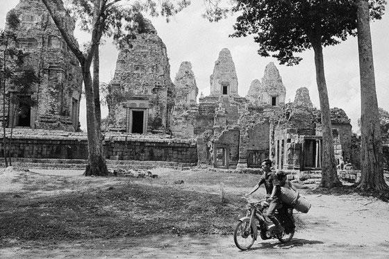 Templo Pre Rup, año 1967