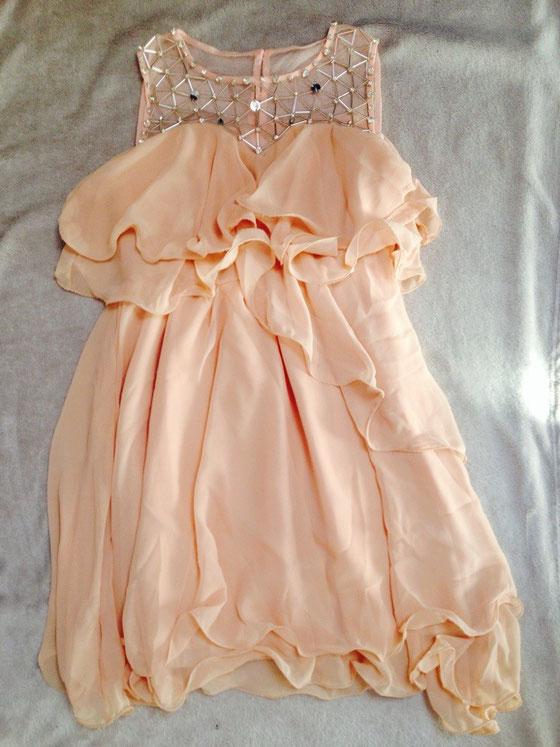 Ist das nicht süss? hab mich sofort verliebt. Dieses Kleidchen ist perfekt für mich :-)