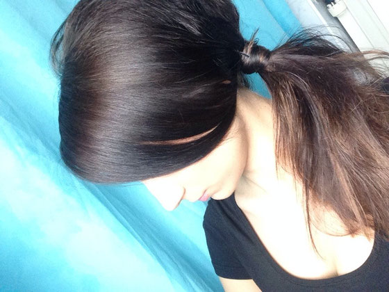 Ich hab wieder Lust auf Frisuren...
