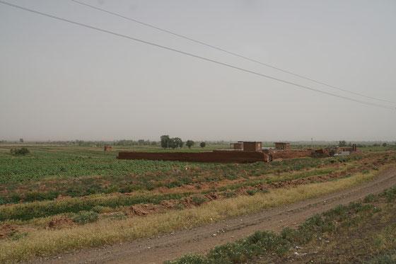 Ein Bauernhof...