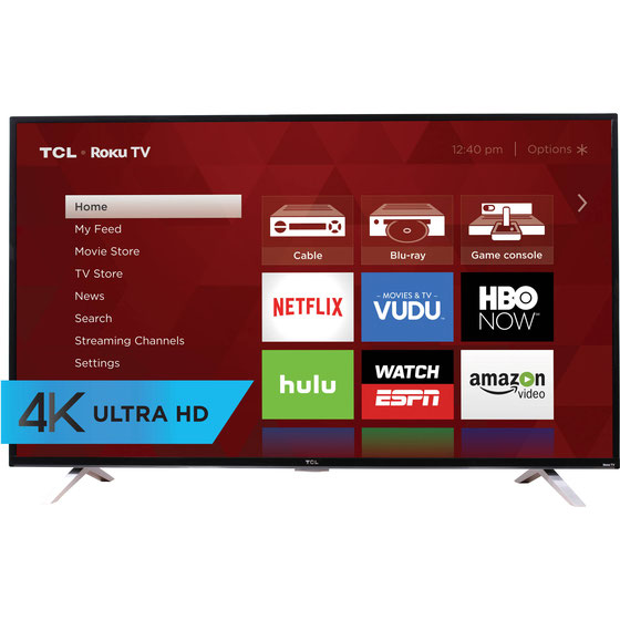 TCL Smart TV Circuit Diagrams, Service and User Manuals PDF - Smart