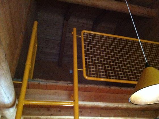 Erdgeschoss (Schlafbereich 3 - Gelbes Zimmer)
