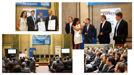 Venture Capital Award
