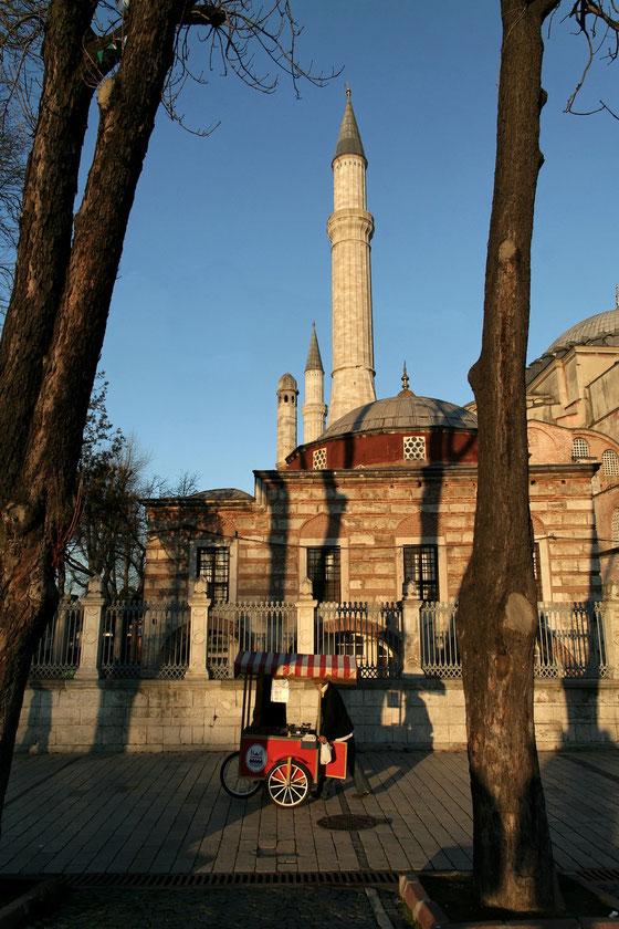 Istambul,Janvier 2008,Sainte Sophie