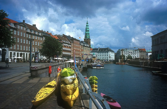 Copenhague,Juillet 2000