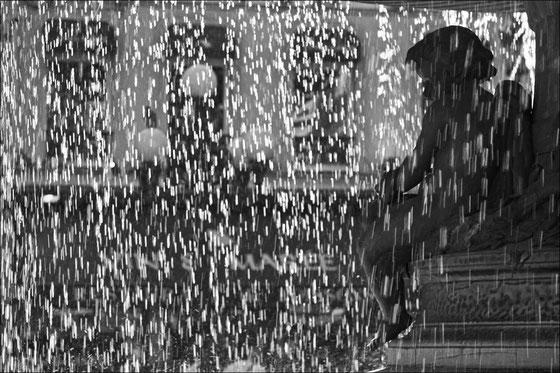 Pluie de Lumière,Paris 2005