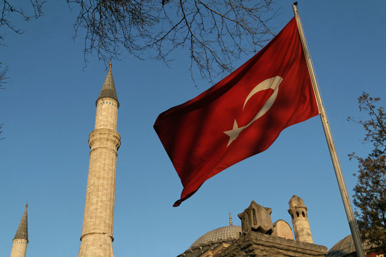 Istambul,Janvier 2008,Sainte-Sophie