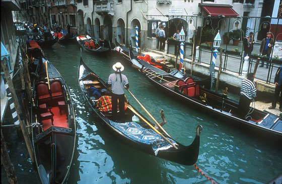 Venise,Avril 2001