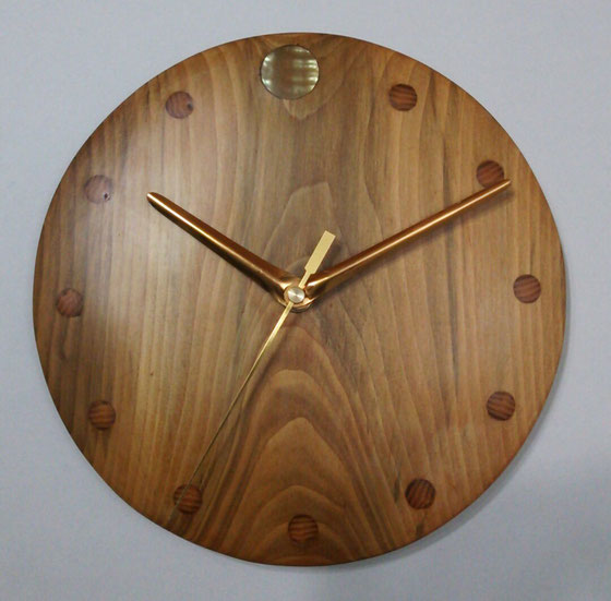 20cm Plain Wall Clock