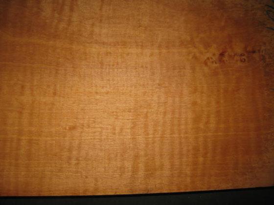 西アフリカ代表 サテンシカモア(アニグレの杢入り)板目