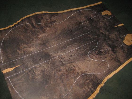 衛星写真ライク(台風発生中)