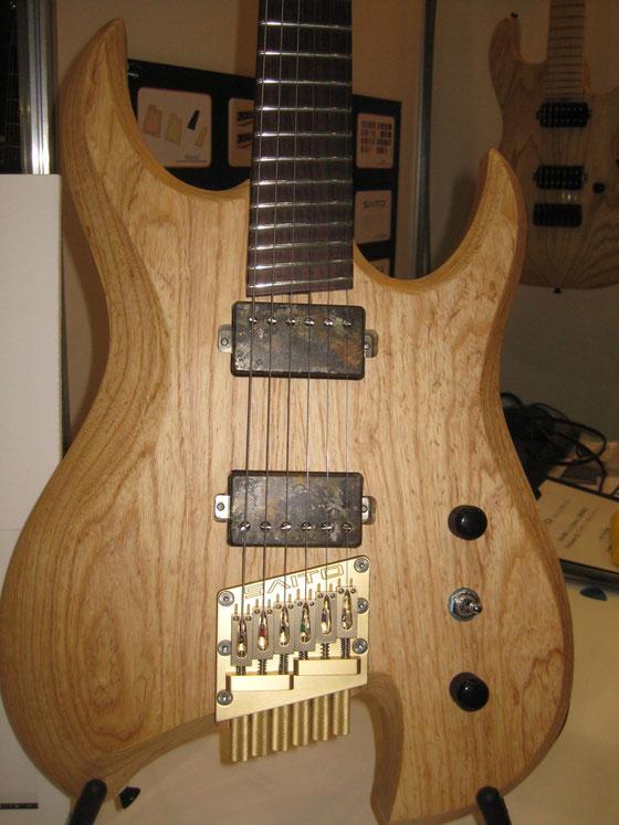 SAITOギターズ アッシュ
