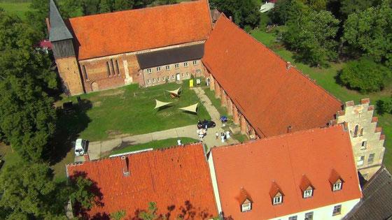 Kloster Rühn (Foto: Klaus von Dobschütz)
