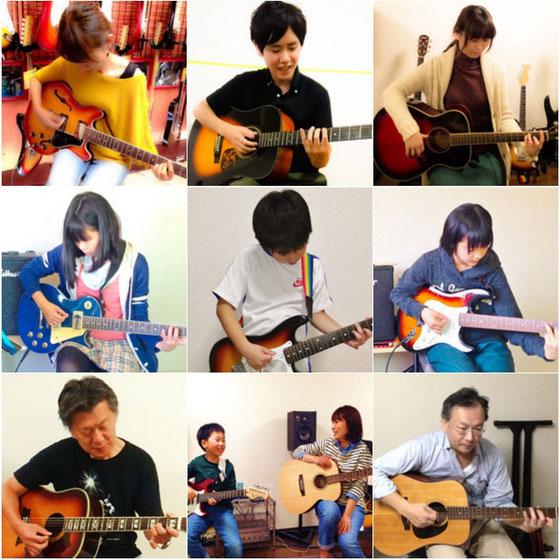 西武線 ギター教室