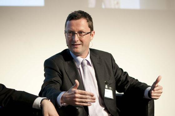 BDO-Steuertag 2012 in Luzern. Podium mit Ständerätin Anita Fetz und Regierungsrat Kaspar Michel (SZ)