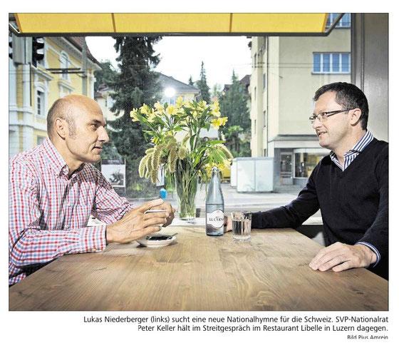 Neue Luzerner Zeitung (Juli 2014)