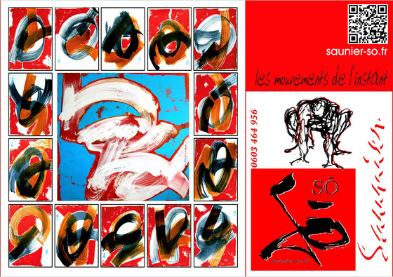Magnifique cartes /poster @ imprimer...offert !! - saunier,so,peintures #UW_63