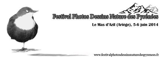 Festival photos dessins nature des pyrénées