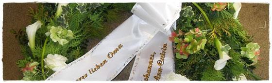 Trauer Kranz Bestattung Kränze Trauerkranz Beerdigung