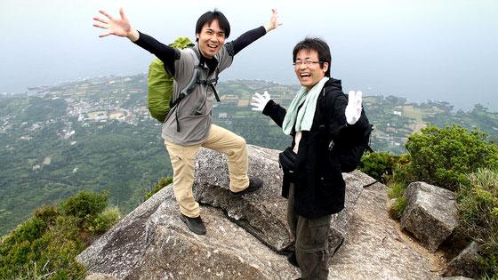 屋久島は学生の時以来、そしてモッチョム岳へ