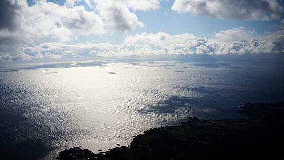 言葉では表現できない、山頂からの絶景(モッチョム岳ガイドツアー)