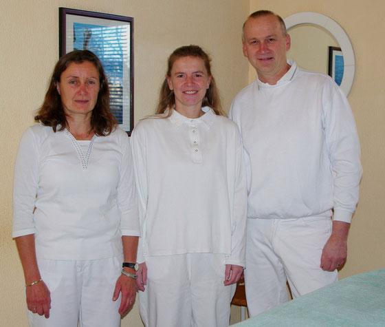Willkommen in der Praxis fuer Osteopathie und Physiotherapie