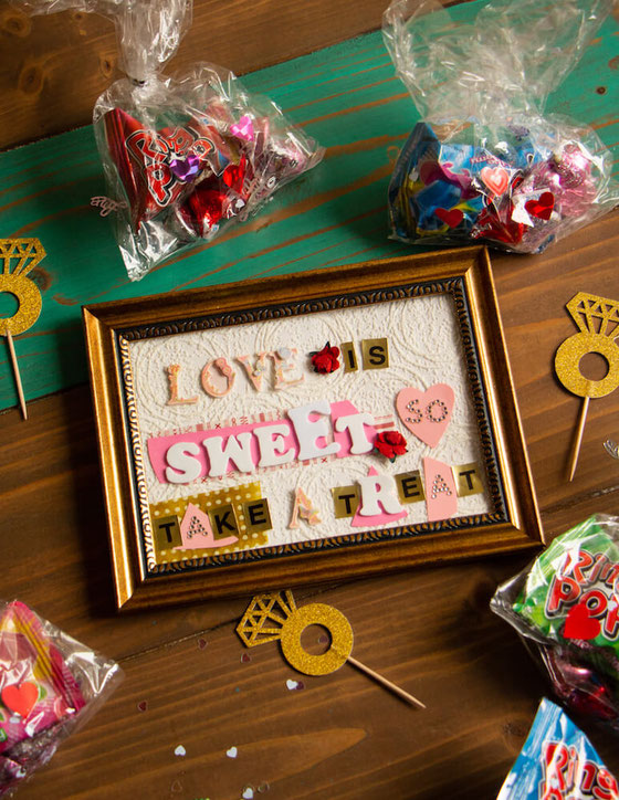 The engagement party might be for the happy couple, but don't forget the guests! Show your love and appreciation with these DIY engagement favors and gifts. These party favors are easy to make. #weddingplanning #engagementparty #diypartyfavors #sayingido