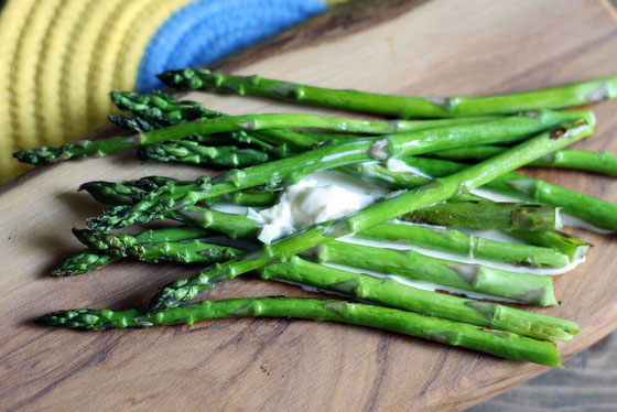 Benecol Buttery Spreads-Original-Stanol-Sterol-Cholesterol Reducing-Asparagus Recipe
