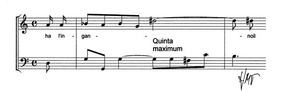 Telemanns Neues musikalisches System bei Georg Friedrich Händel
