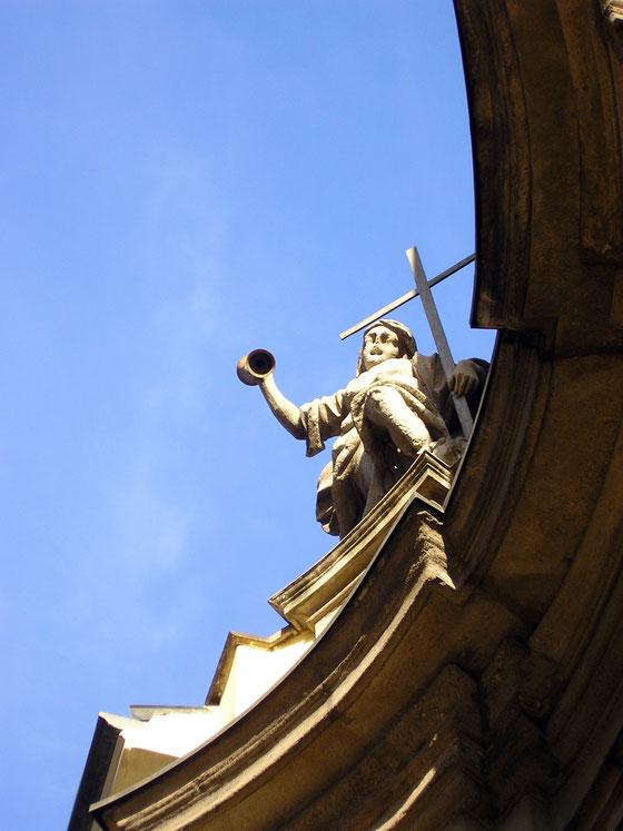 MILAN - CHURCH SAN FRANCESCO DI PAOLA - VIA ALESSANDRO MANZONI
