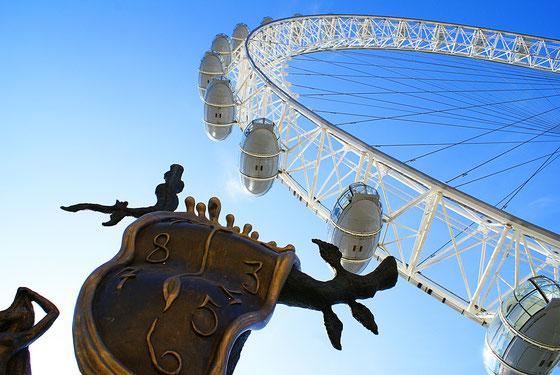 LONDON - LONDON EYE
