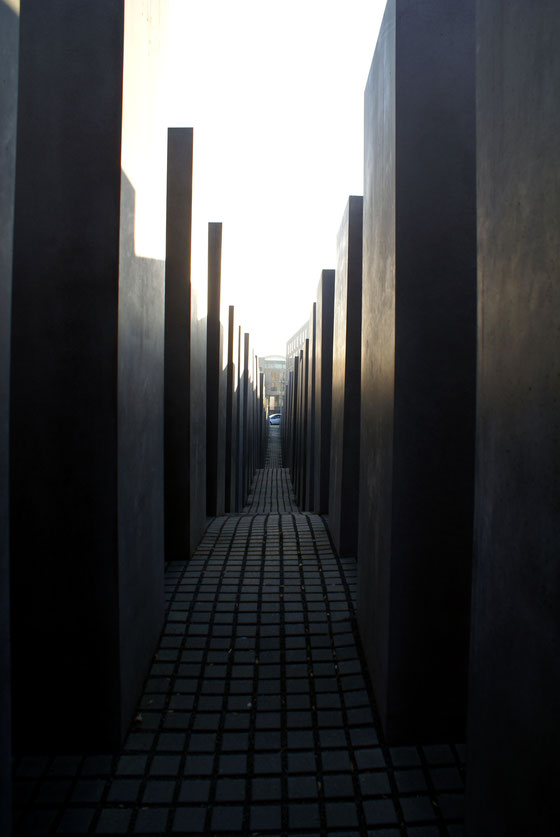 BERLIN - HOLOCAUST MEMORIAL