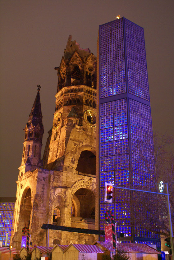 BERLIN - KAISER WILHELM MEMORIAL CHURCH