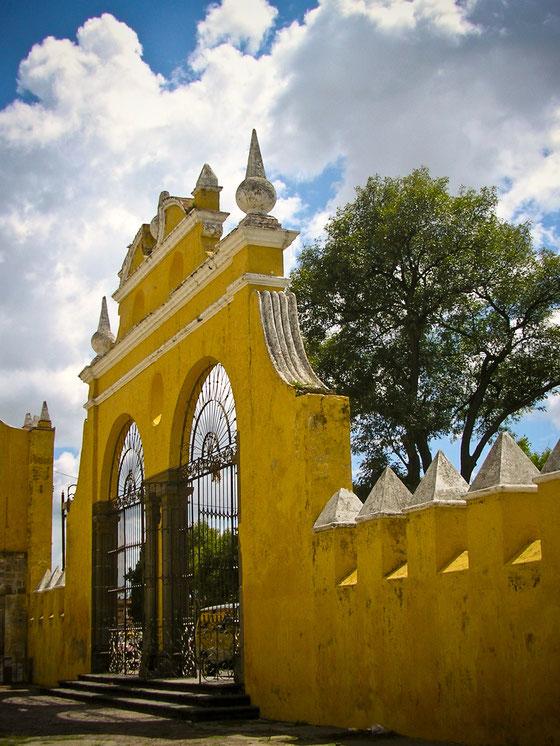 MEXICO - CHOLULA