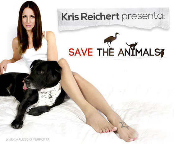 KRIS REICHTER - SAVE THE ANIMALS