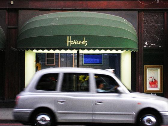 LONDON - HARRODS