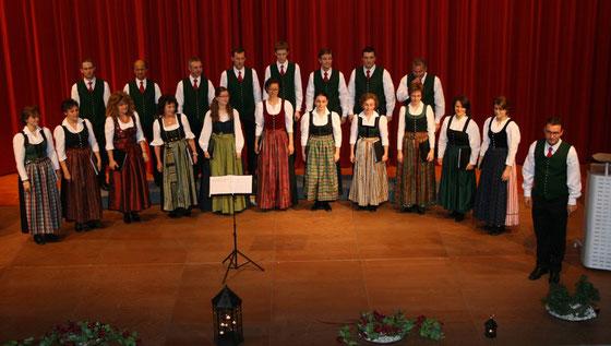 Stötten-Chor, Stötten, Karl Lohninger, acapella, a capella, Gampern, Vöcklabruck, Bezirk Vöcklabruck, Chor,