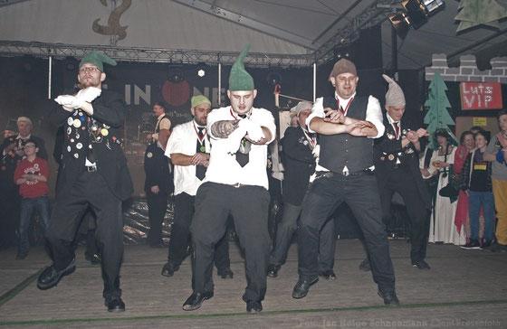 Ball der Lutze 2013! Gangnam Style!