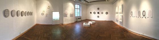 Einzelausstellung Kurfürstliches Gärtnerhaus 2017