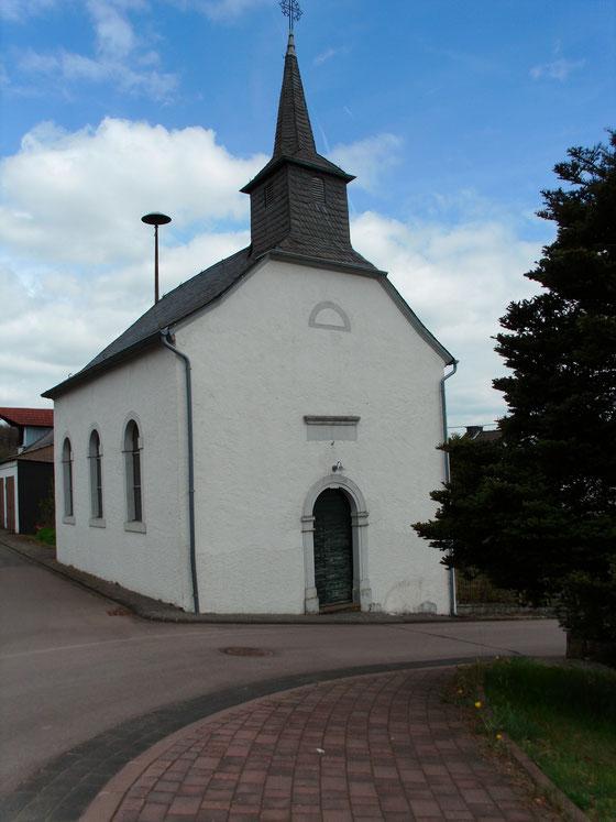 Kapelle St. Josef in Paschel