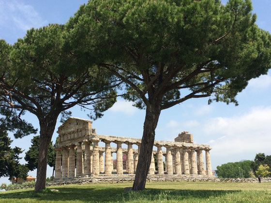 Site archéologique de Paestum