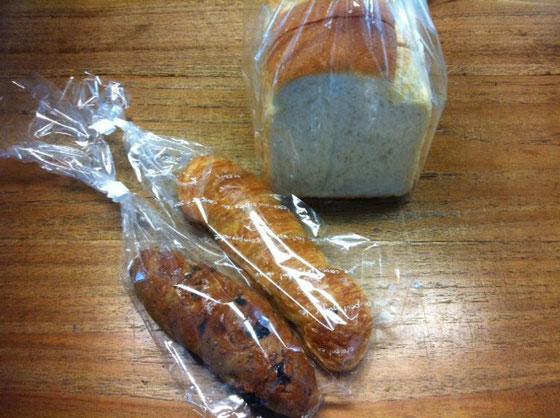 もっちもちの食パンやばかったです!野崎さんありがとうございます。