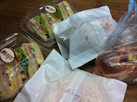 小腹空いてるときに頂いたんで超嬉しい♪ 野崎さんありがとうございました。
