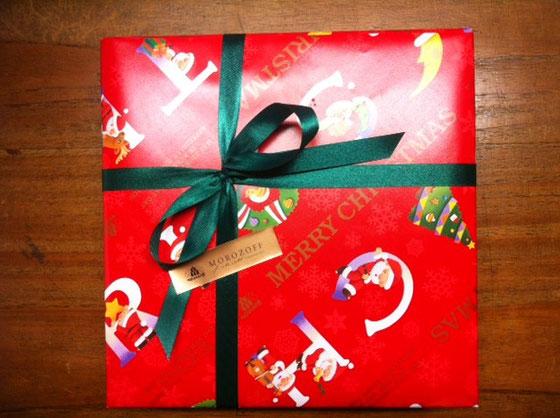 クリスマスプレゼントな、、