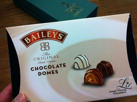 哲平にはチョコレートまで、。 稲田さんありがとうございました。