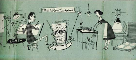 herstellung eines siebdrucks, siebdruckwerkstatt